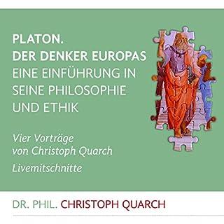 Platon. Der Denker Europas Titelbild