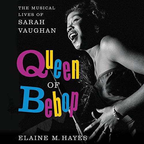 Queen of Bebop audiobook cover art