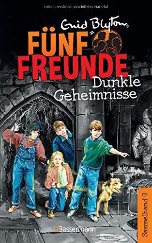 Fünf Freunde - Dunkle Geheimnisse - DB 09: Sammelband 09: Fünf Freunde im Nebel/Fünf Freunde und das Burgverlies