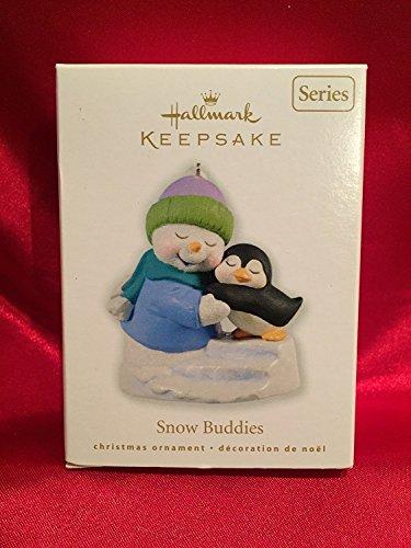 Price comparison product image Hallmark Snow Buddies 13 in Series 2010 Ornament