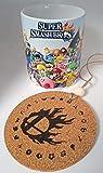Taza Super Smash Bros