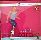 McDonalds 15 Minute Cardio Workout DVD