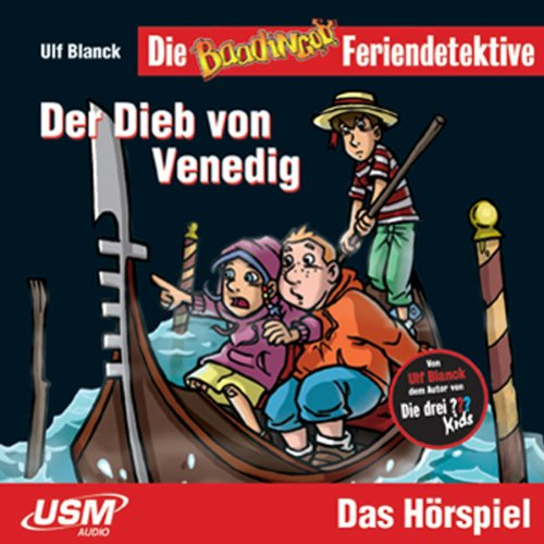 Der Dieb von Venedig audiobook cover art