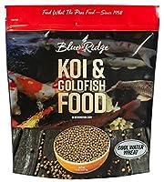 5 Pound Cool Water Wheat Formula Koi & Goldfish Pellet Food [Misc.] by Blue Ridge Fish Hatchery