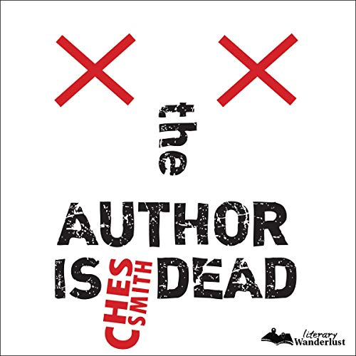 The Author Is Dead audiobook cover art