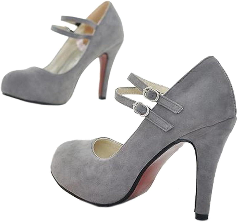 Bridal Wedding Thin shoes grey 39