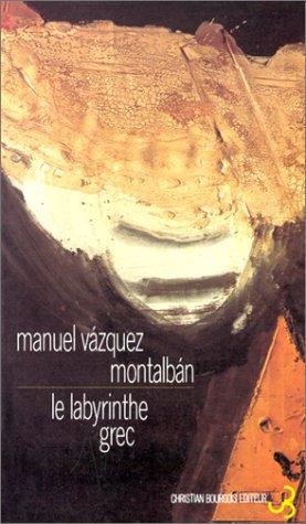 Le Labyrinthe Grec (LITTERATURE ETRANGERE)