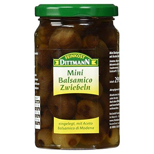 Feinkost Dittmann Mini-Balsamico-Zwiebeln 160 g