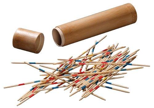Philos 3109 - Mikado, Bambus, Green Games, Geschicklichkeitsspiel
