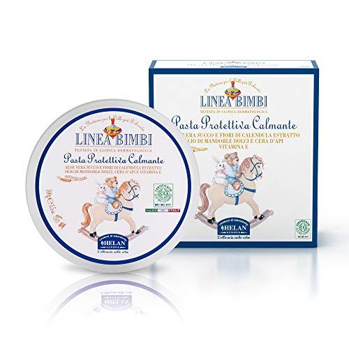 Helan Linea Bimbi Bio Pasta Protettiva Calmante - 100 G