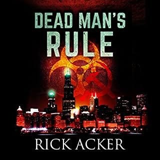 Dead Man's Rule audiobook cover art