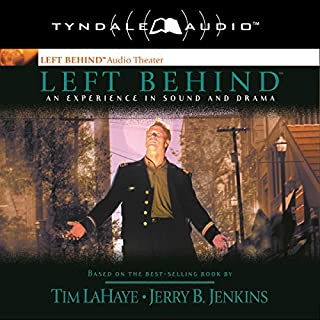 Left Behind: An Experience in Sound and Drama cover art