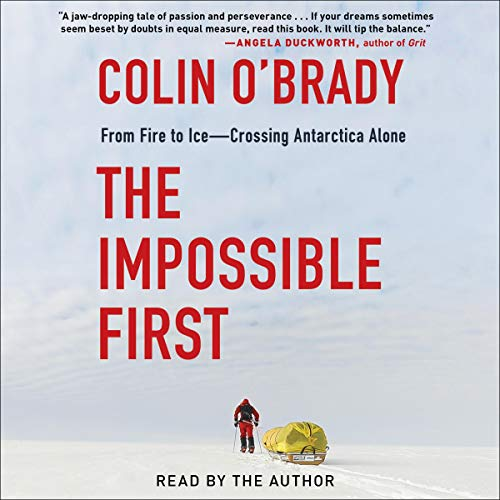The Impossible First cover art