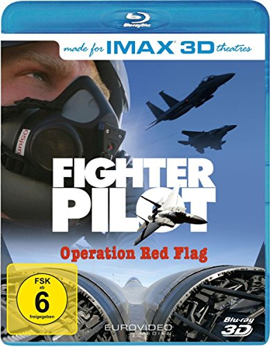 IMAX - Fighter Pilot - Operation Red Flag: Blu-ray 3D