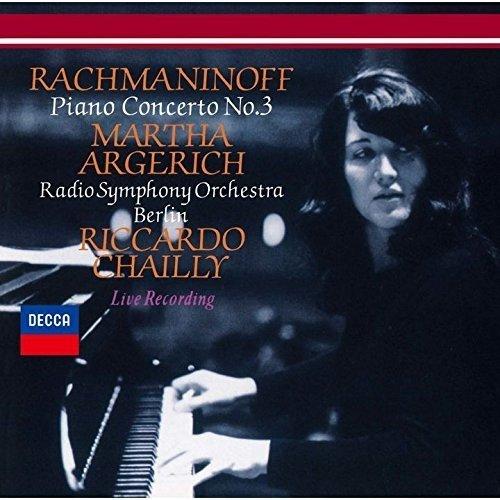 Rachmaninov: Piano Concerto No.3/T