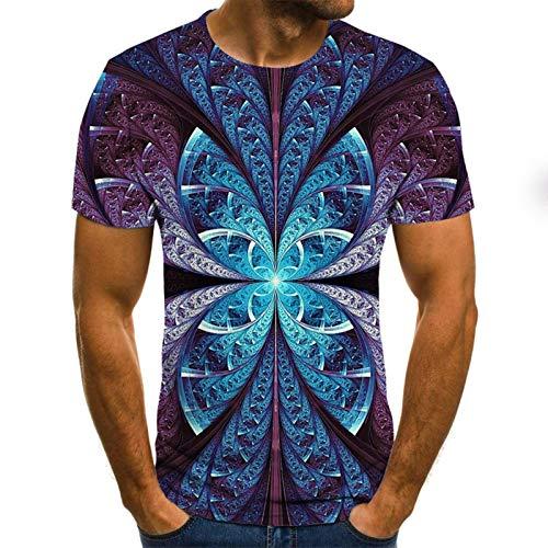 SSBZYES Camisetas De Talla Grande para Hombre Camisetas De Manga Corta para Hombre Camisas De Talla Grande para Hombre Camisetas Estampadas De Moda para Hombre Camisetas Estampadas para Hombre