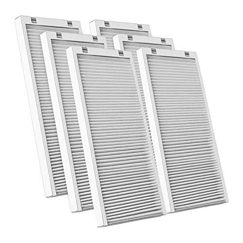 KWL Luftfilter für Vaillant RecoVAIR 275/350   3 Filtersets   Filterset G4   Ohne Bypass   6x Paneelefilter Z/Line Karton 180x390x23 mm. G4   20023930