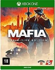 Mafia Definitive Edition(輸入版:北米)- XboxOne