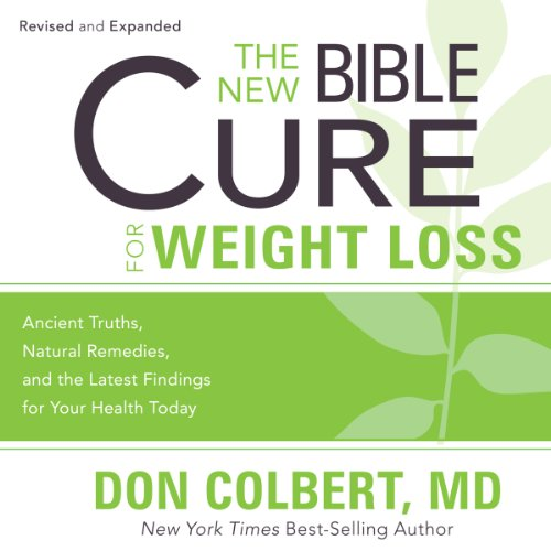 The New Bible Cure for Weight Loss audiobook cover art