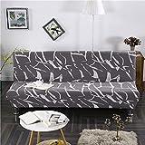 WXQY Funda de sofá con Estampado Floral, Funda de sofá...
