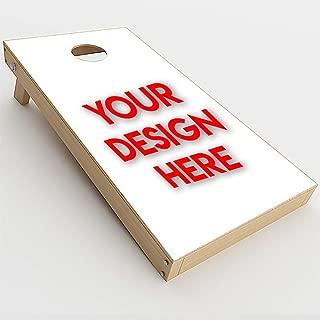 cornhole board designs
