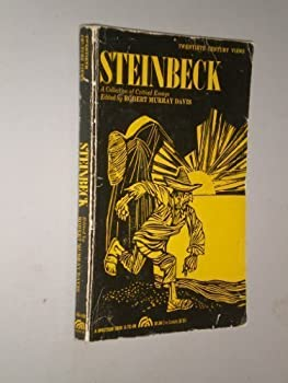 Paperback Steinbeck: A Collection of Critical Essays Book