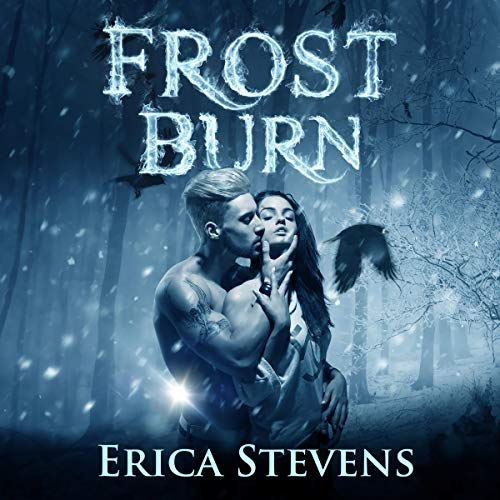 Frost Burn audiobook cover art