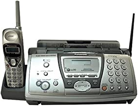Remanufactured Panasonic KX-FPG377 Plain Paper Fax with 2.4GHz Cordless Phone, Digital Answering System