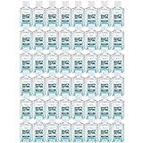 WAVE Hand Sanitizer Gel, 48-pack 2 oz Travel Size, 75% Ethyl Alcohol, Bulk Mini 2 oz Individual Personal Hand Sanitizer