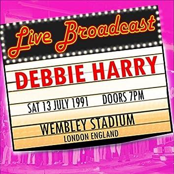 Live Broadcast - 13th July 1991  Wembley Stadium