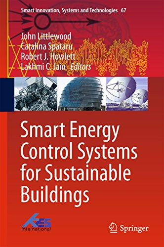 Smart Energy Control Systems for Sustainable Buildings (Smart Innovation, Systems and Technologies Book 67) (English Edition)