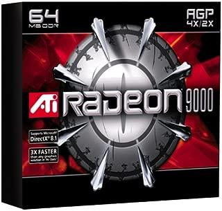 ATI Radeon 9000 64 MB AGP Graphics Card