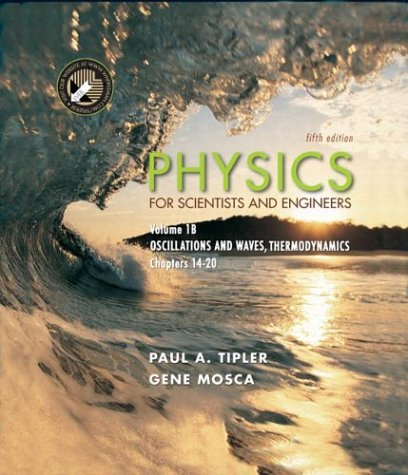 Download Physics (Physics for Scientists and Engineers) 0716709031