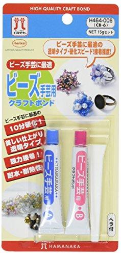 Hamanaka Beadwork for craft bond CB-6