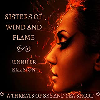 Sisters of Wind and Flame cover art
