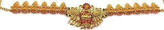 Samkart Gold Plated Designer Temple Kamarband Belly Chains for Women