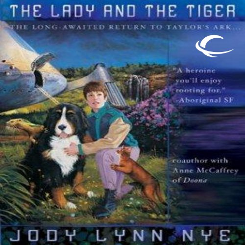 The Lady and the Tiger cover art