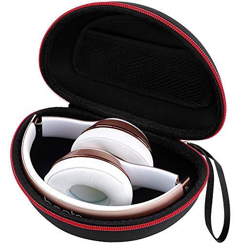 Tasche für Beats by Dr. DRE Solo3 Wireless Kopfhörer/Solo 2 Wireless Kopfhörer (on-Ear)- Schwarz