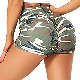 STARBILD Shorts Pantalones Deportes Cortos de Fitness Mallas
