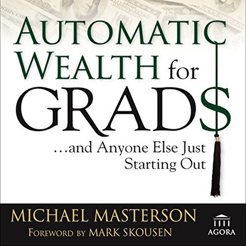 『Automatic Wealth for Grads』のカバーアート