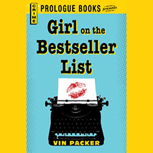 The Girl on the Best Seller List audiobook cover art