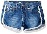 AG Adriano Goldschmied The Josie - Pantalones Cortos para niña, Elemento Josie, 14