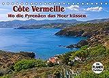 Cote Vermeille - Wo die Pyrenäen das Meer küssen (Tischkalender 2022 DIN A5 quer): Die Purpurküste in Südfrankreich, hier mit Planerfunktion (Geburtstagskalender, 14 Seiten )