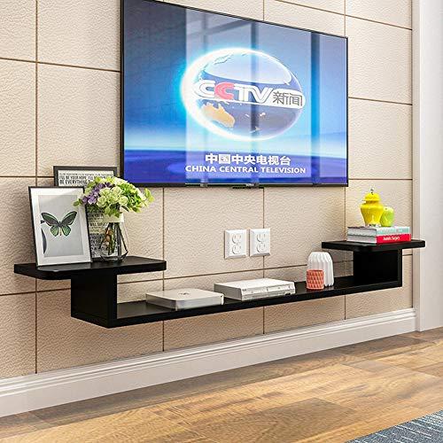 WJHH Kreativ dekorativ väggdekoration tv skåp vägghylla liten lägenhet vardagsrum tv stativ sovrum set box rack