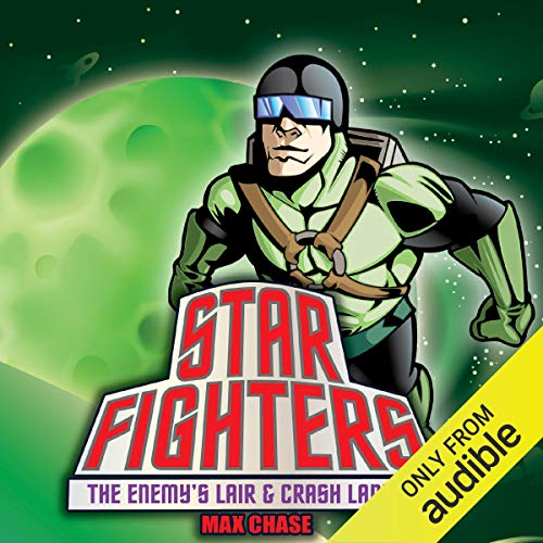 Star Fighters: The Enemy's Lair & Crash Landing Titelbild