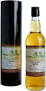 Whisky Tobermory 1994 1994 Single Island Malt Whisky Vegan Distillery Tobermory 700ml-Fl 254,29€/L