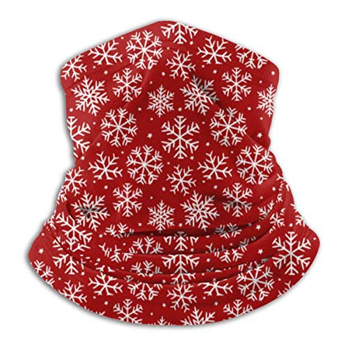Kleurrijke kerstelementen, nekwarmer nekhouder omkeerbaar gamassen hoofdband oorbeschermers veelzijdig inzetbaar