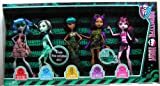 Monster High - Muñeca fashion Clawdeen Wolf (Mattel)...
