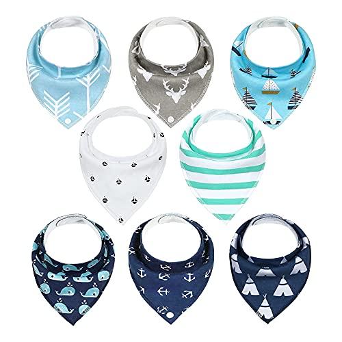 Yoofoss Baby Dreieckstuch 8er Bild
