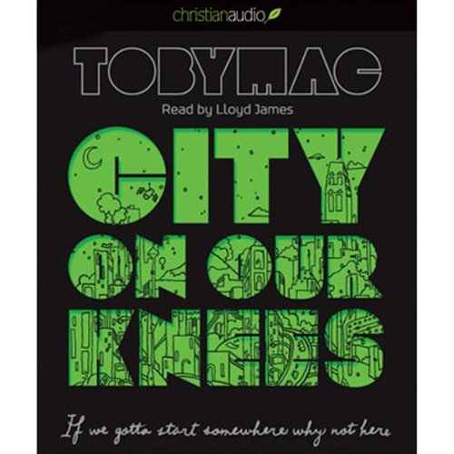 City on Our Knees audiobook cover art